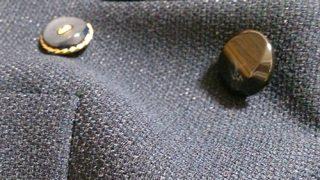 スーツのボタンを交換!ボタンの販売店探しが意外と大変…