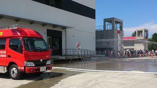 新潟市消防局の消防フェスタ119に参加してみた!